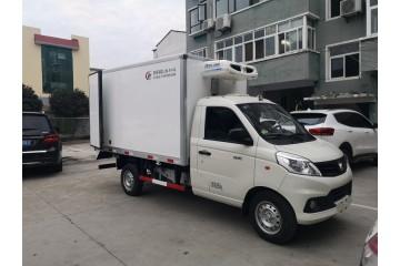 佛山冷藏车最新报价之冷藏车的关键设备有哪些