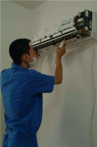 威宁县上门空调维修电话分析空调缺氟的现象