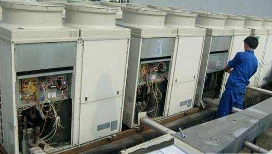 六盘水空调维修拆机安装厂家讲述检修空调故障