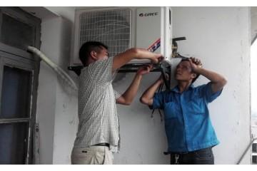 威宁空调维修拆机安装厂家讲述空调充氟操作步骤
