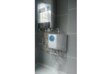 家用热水循环系统安装图纸