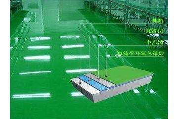 和田环氧地坪工程分析环氧地坪的清洗方法
