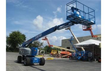 黄埔高空车出租之高空作业平台维护与保养措施