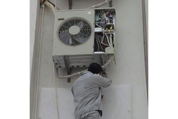 马鞍山海信空调维修之定频空调安装事项