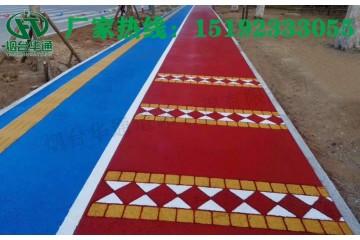 江苏常州道路改色喷涂剂促进建设美丽乡村发展