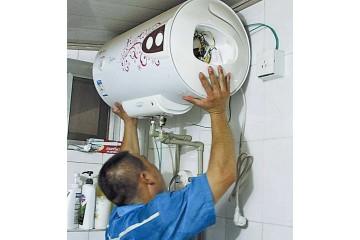 马鞍山太阳能热水器维修公司分析热水器安装流程