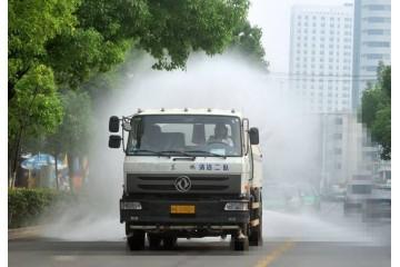 天津洒水车回收公司讲述洒水车水压变小原因