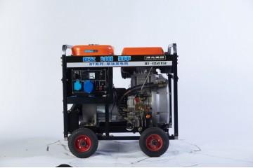 海口40KW柴油发电机厂家讲述发电机的控制