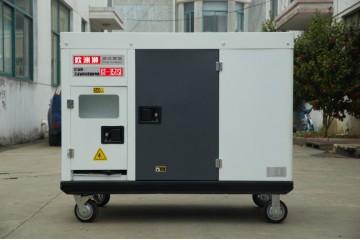 长春35KW柴油发电机厂家讲述发电机电压不稳原因