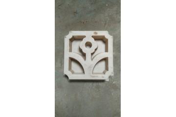 透风砖模型混泥土花砖模具植草砖精达供应