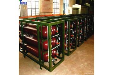 泰燃科技CNG储气瓶组 cng气瓶组  cng气瓶集装格厂家定制
