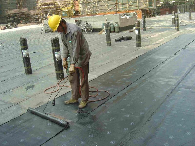 义乌外墙防水补漏告诉你屋面防水分类