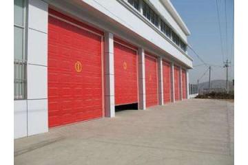 葫芦岛彩钢板卷帘门厂家讲述卷帘门使用场所