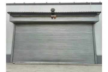 石家庄彩钢板卷帘门厂家讲述设置卷帘门的地方