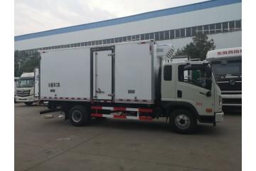宜宾新能源冷藏车厂家