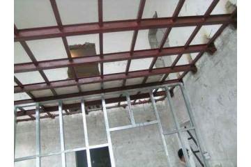 北京钢架造型