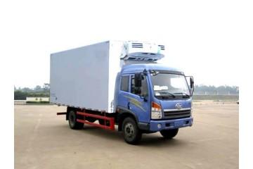 南昌江淮冷藏车之冷藏保温车货物包装有什么要求