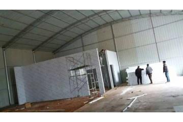 郑州食品冷库厂家分析冷库施工工程