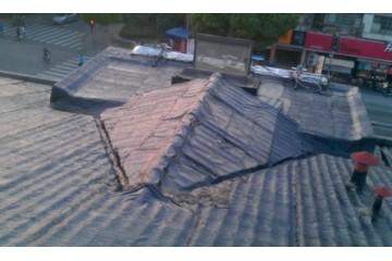 上饶专业楼房防水公司讲述防水卷材的固定系统