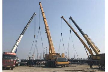 台州200吨吊车租赁厂家