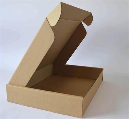 上海纸箱包装厂家讲述纸箱开口作用