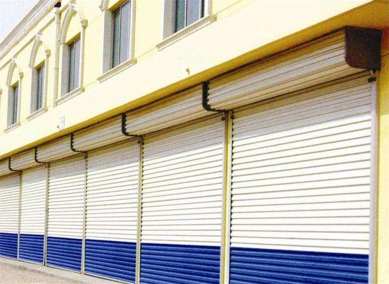 昆明卷帘门维修之卷帘门的耐候性能的相关常识