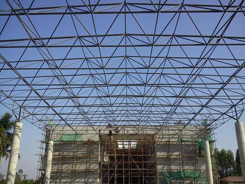 柳州钢结构网架厂家批发