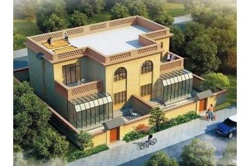 贵港轻钢别墅实心墙材料批发之100年内不生锈