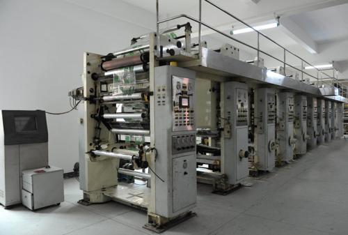 东莞凹版印刷机厂家讲述凹版印刷机张力控制