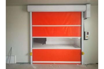 昆明PVC快速卷帘门分析正确选择快速卷帘门