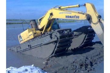 安徽使用水陆挖掘机需要注意哪些问题