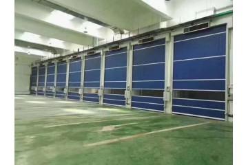 河北PVC快速卷帘门厂家分析让快速卷帘门使用时更安全