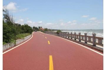 万州区彩色沥青摊铺价格分析彩色沥青路面事项