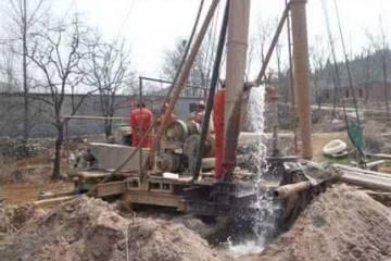 上饶专业打石头井分析打井的施工程序