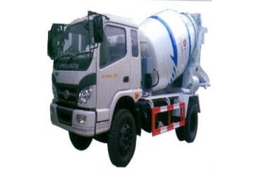 湖南二手混泥土搅拌车 搅拌车的开式液压系统
