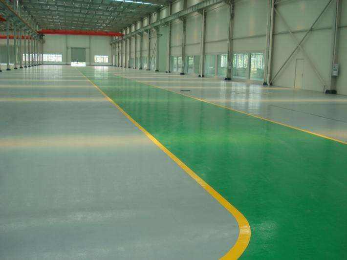 淄博环氧地坪工程分析环氧地坪涂料要求性能