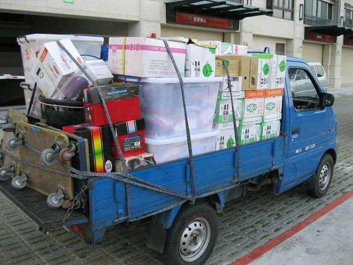 茂港出租房(屋)搬家分析长途搬家打包事项