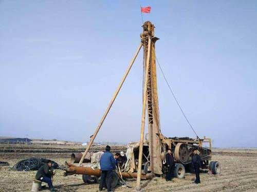 东源快速钻井分析地热钻井常见问题